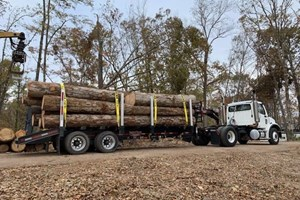 Battle Wagon Trailers Gooseneck  Trailer-Log